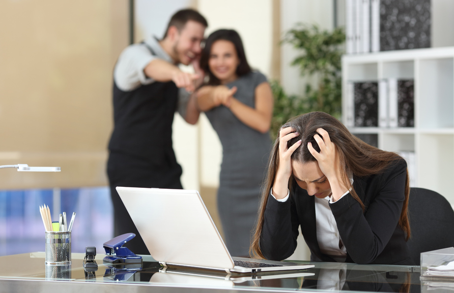 Violence et harcèlement moral ou sexuel